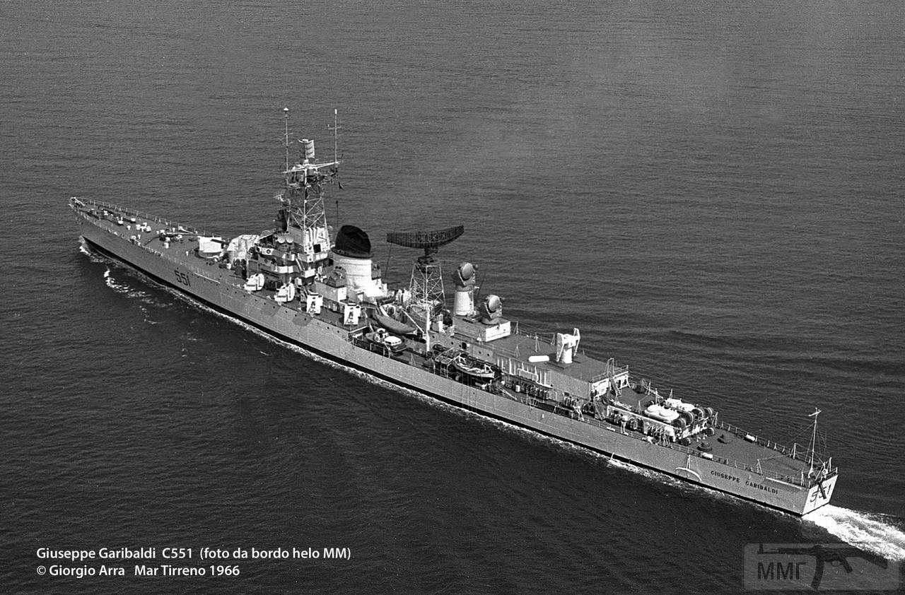100086 - Marina Militare - послевоенные и современные итальянские ВМС