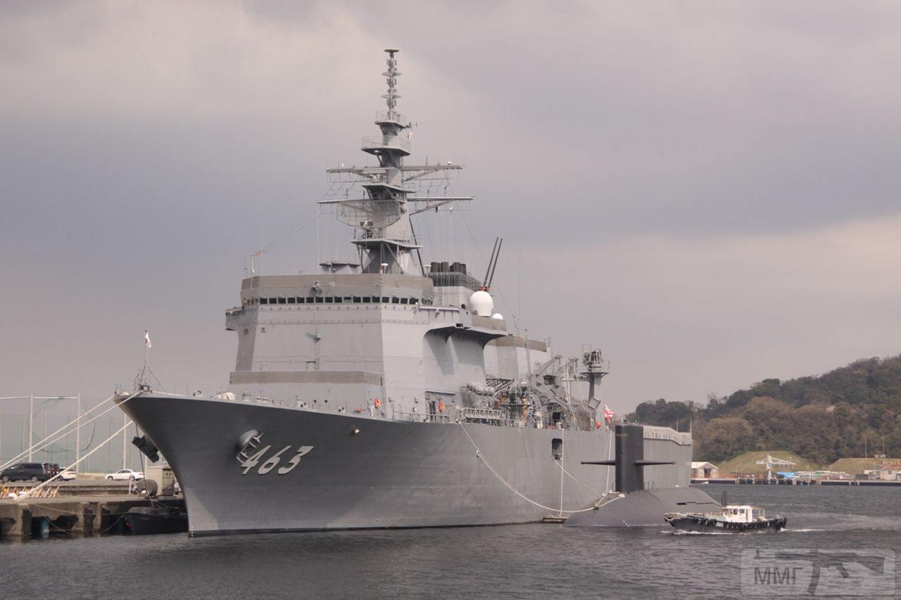 100159 - Морские силы самообороны Японии