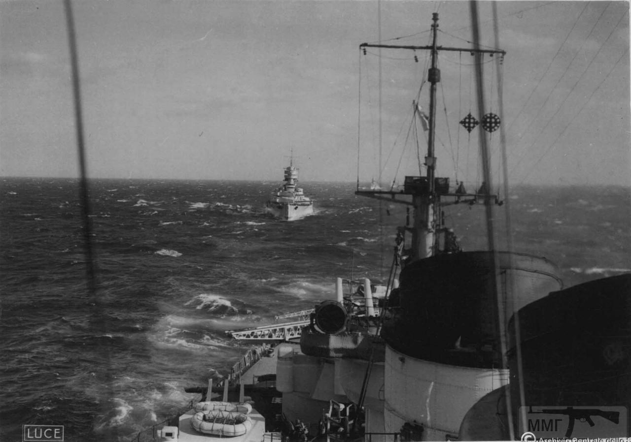 100327 - Regia Marina - Italian Battleships Littorio Class и другие...