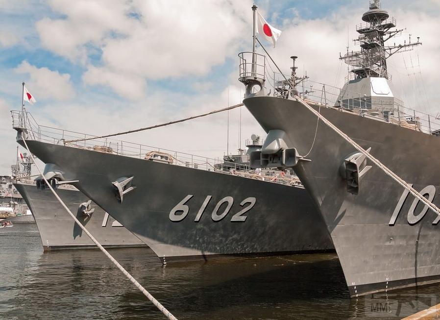 100328 - Морские силы самообороны Японии