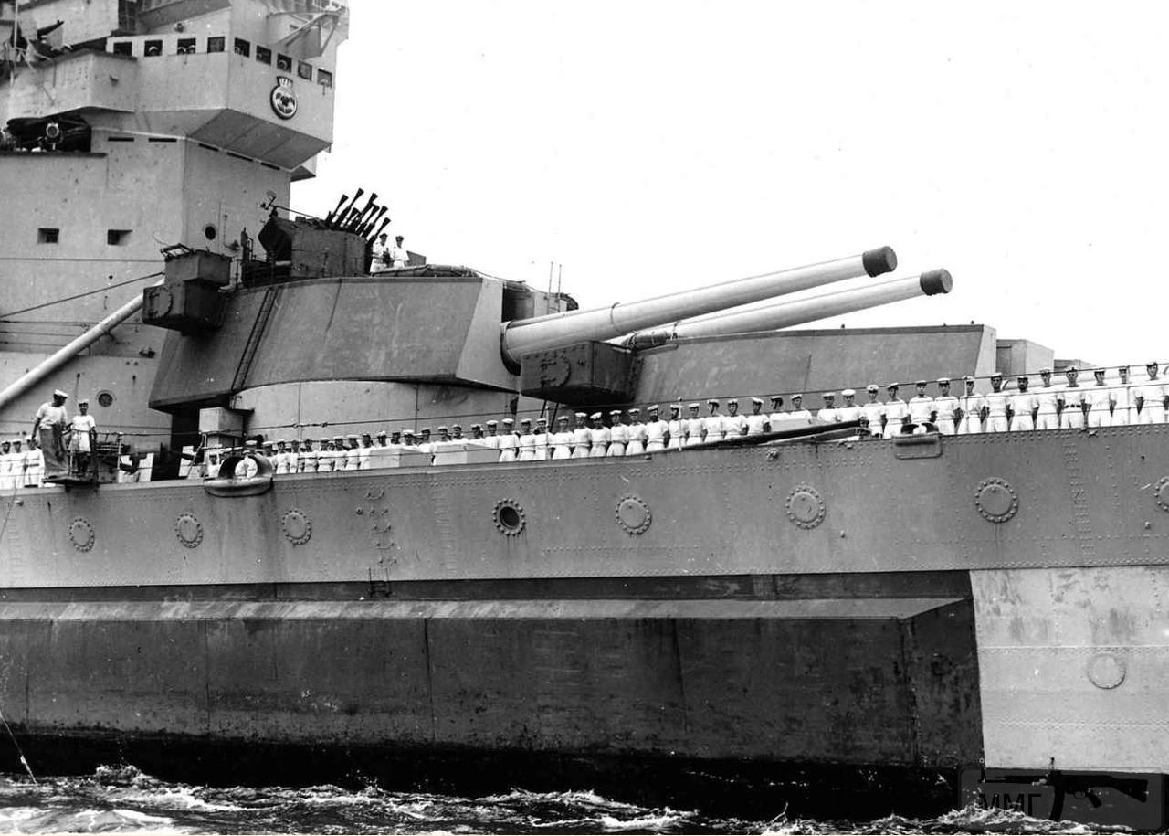 100336 - Броненосцы, дредноуты, линкоры и крейсера Британии