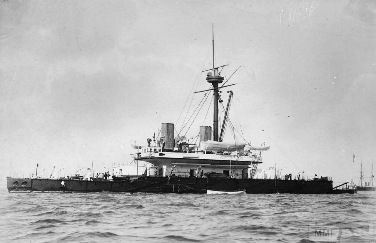 100337 - Броненосцы, дредноуты, линкоры и крейсера Британии