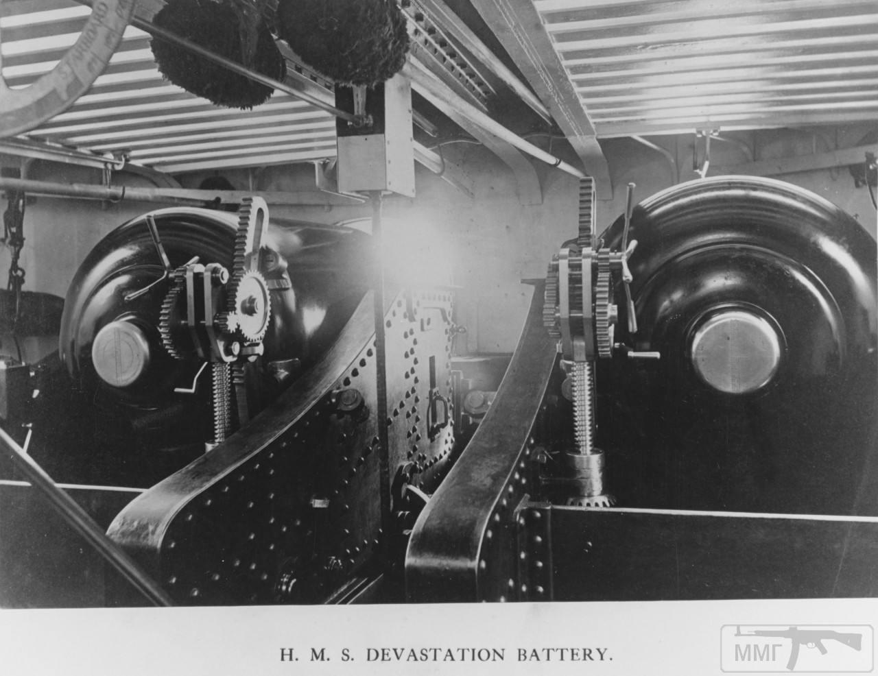 100338 - Броненосцы, дредноуты, линкоры и крейсера Британии
