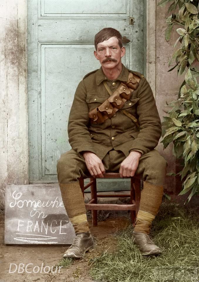 100403 - Военное фото. Западный фронт. 1914-1918г.г.