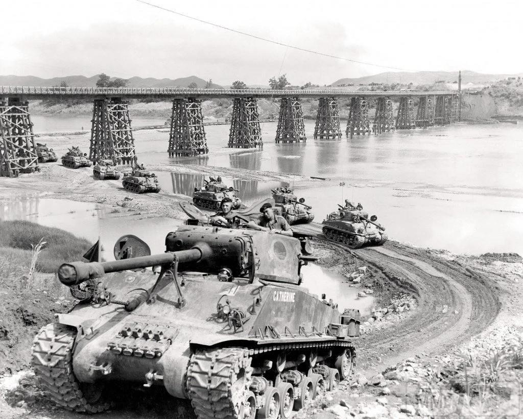 100439 - Война в Корее (25.06.1950 - 27.07.1953)
