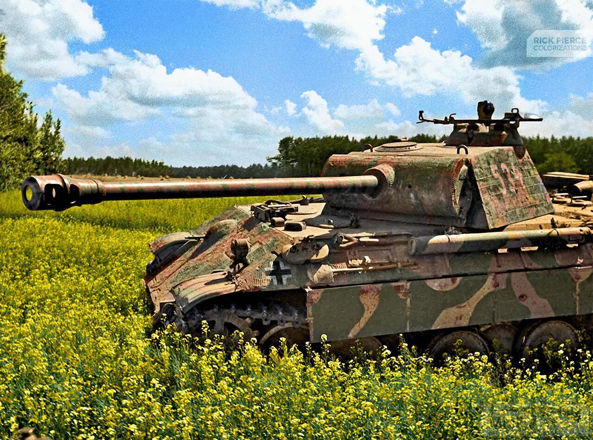 100539 - Achtung Panzer!
