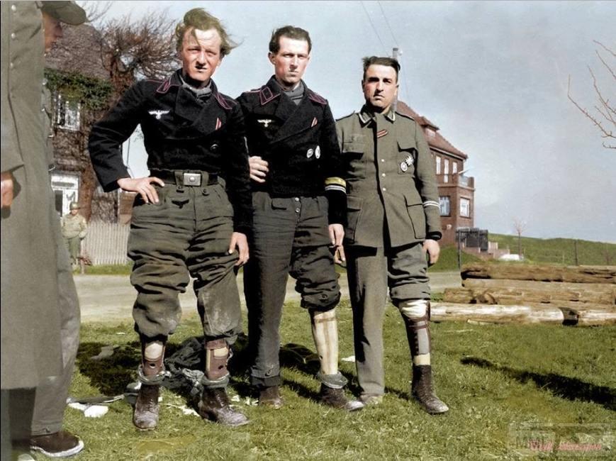 100744 - Военное фото 1939-1945 г.г. Западный фронт и Африка.