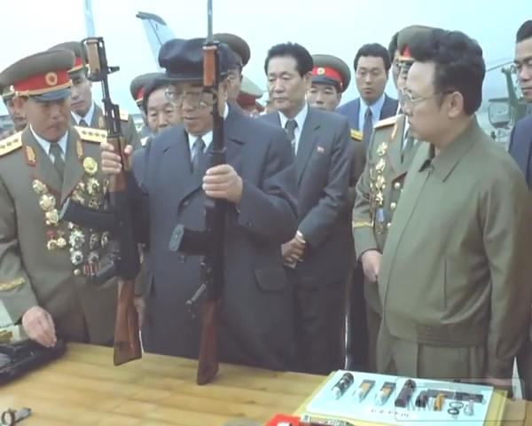 100748 - Северная Корея - реалии