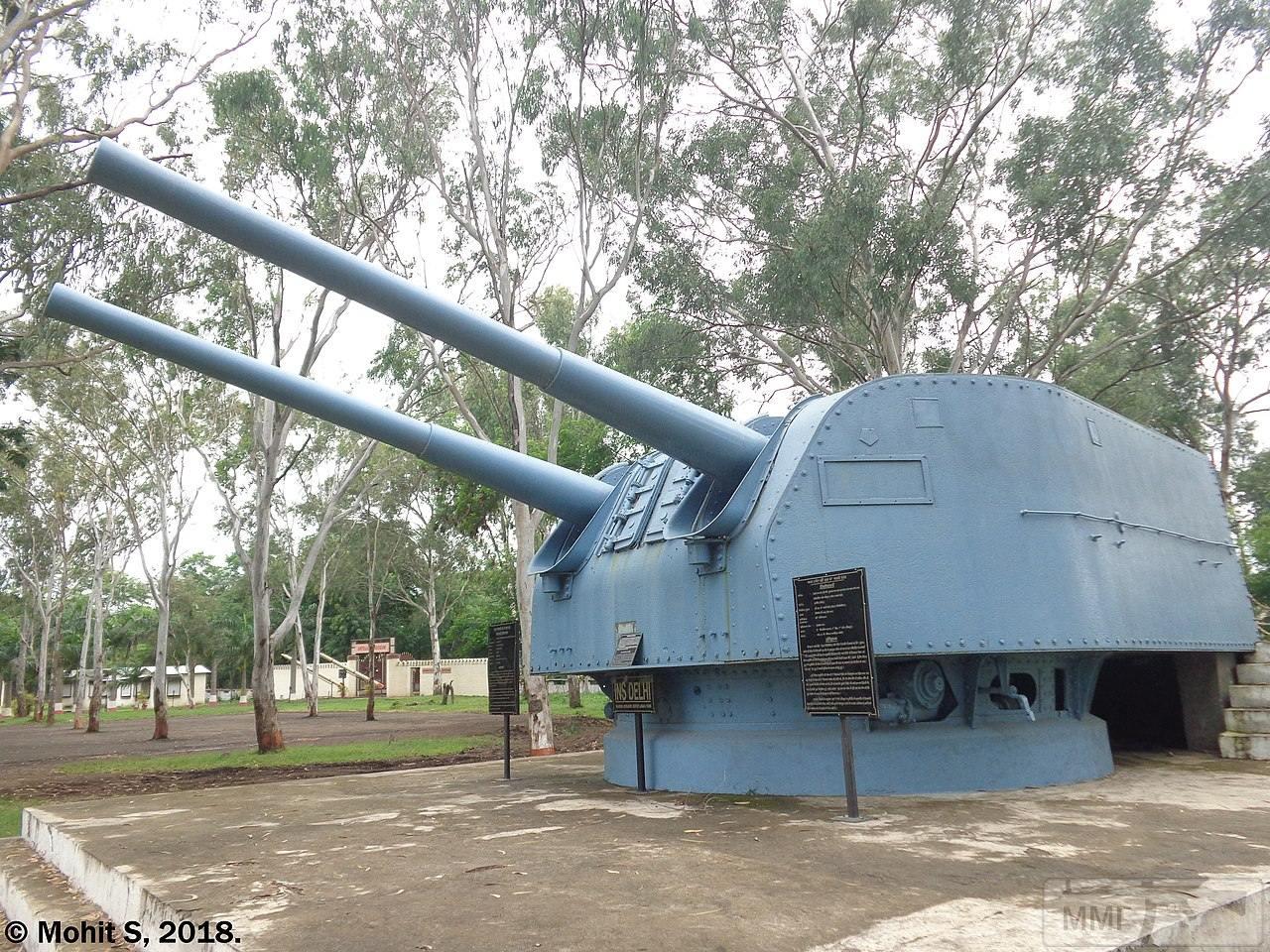 101191 - Корабельные пушки-монстры в музеях и во дворах...