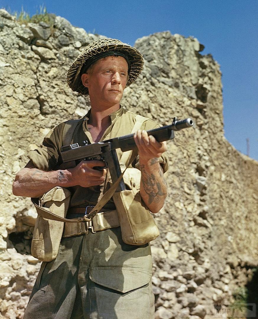101234 - Военное фото 1939-1945 г.г. Западный фронт и Африка.