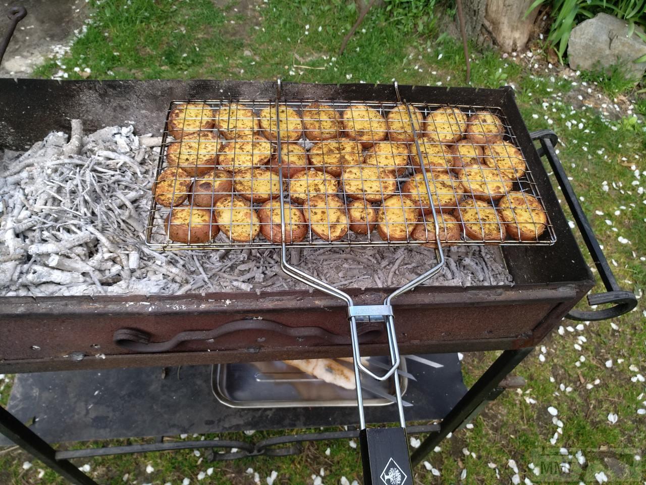 101271 - Закуски на огне (мангал, барбекю и т.д.) и кулинария вообще. Советы и рецепты.
