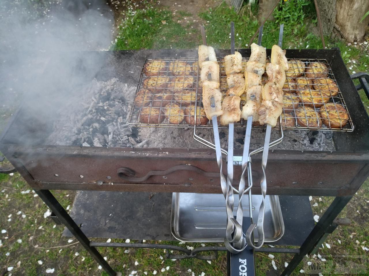 101274 - Закуски на огне (мангал, барбекю и т.д.) и кулинария вообще. Советы и рецепты.