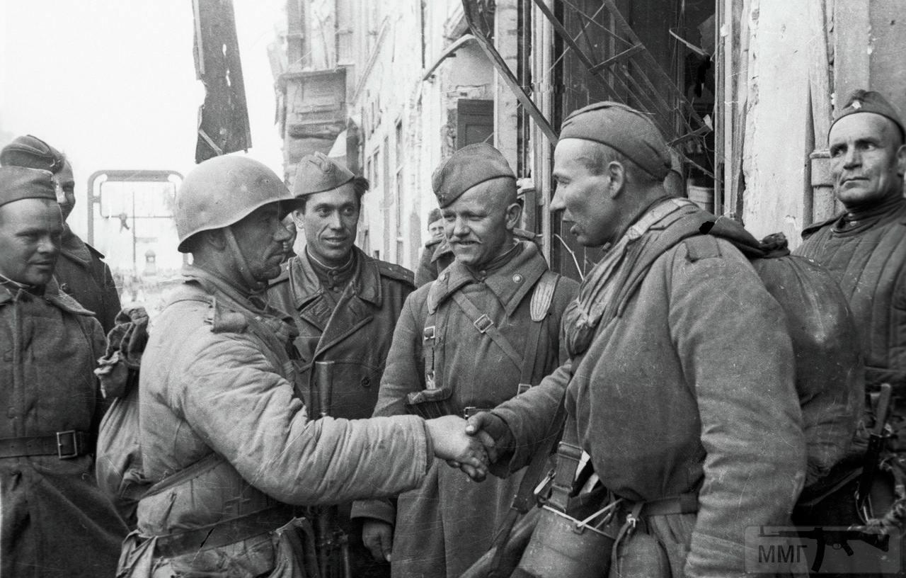 101580 - Военное фото 1941-1945 г.г. Восточный фронт.