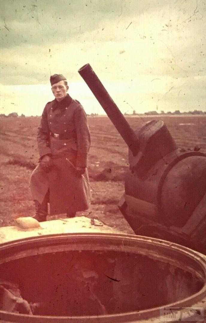 101678 - Военное фото 1941-1945 г.г. Восточный фронт.