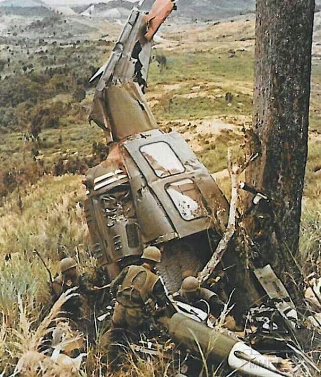 101809 - Сухопутные операции во Вьетнаме