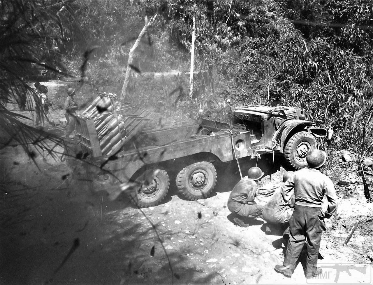 101852 - Военное фото 1941-1945 г.г. Тихий океан.