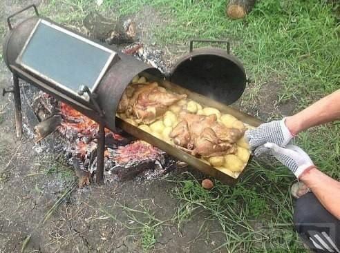 101939 - Закуски на огне (мангал, барбекю и т.д.) и кулинария вообще. Советы и рецепты.