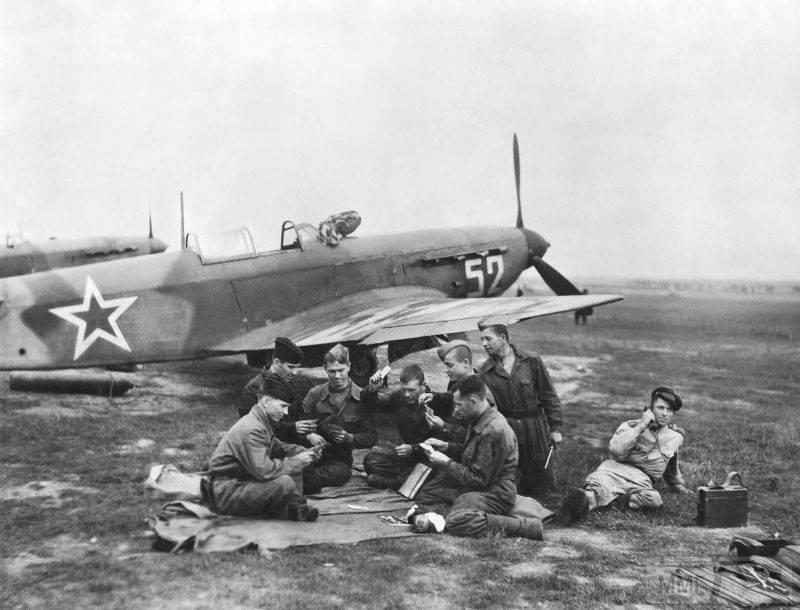 102364 - Военное фото 1941-1945 г.г. Восточный фронт.