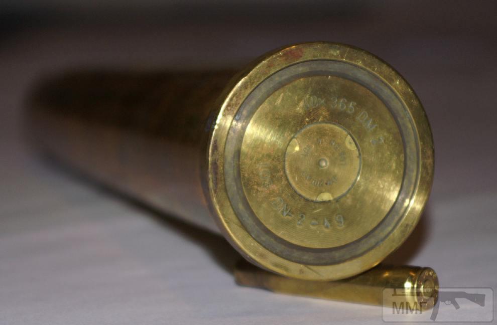 102518 - Клейма 40x311/365mm Anti-Aircraft Gun Bofors.