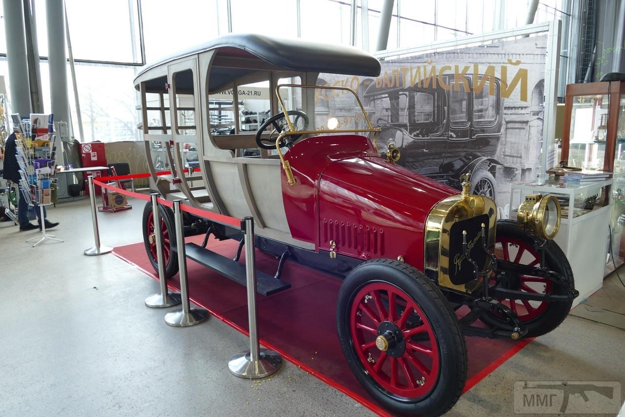 102752 - Автомобильный транспорт Первой мировой