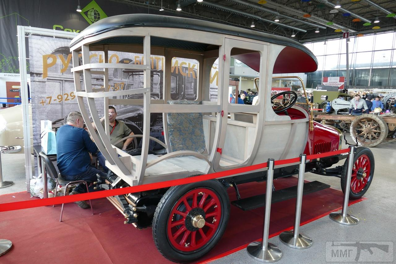 102755 - Автомобильный транспорт Первой мировой