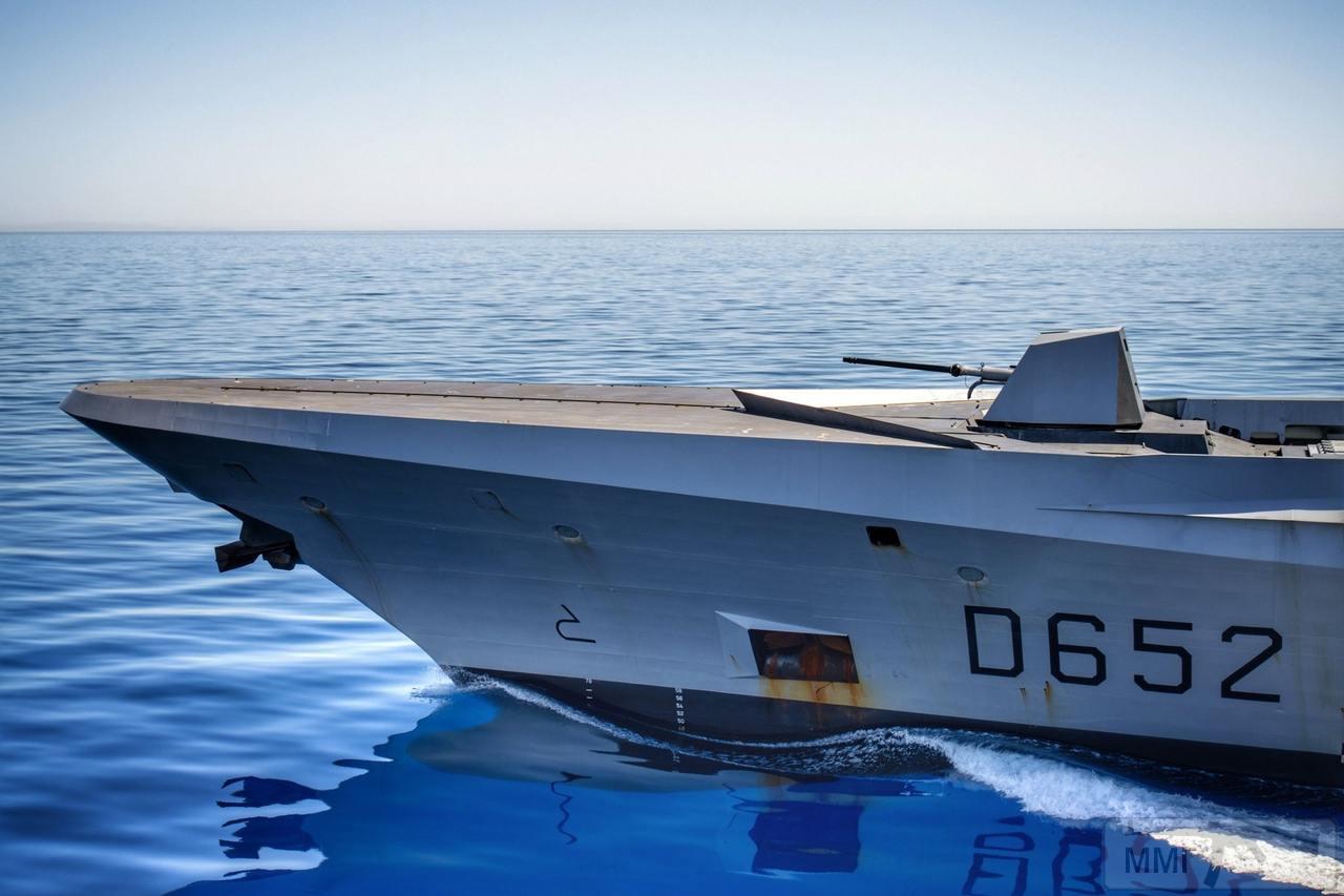 102834 - Французский флот