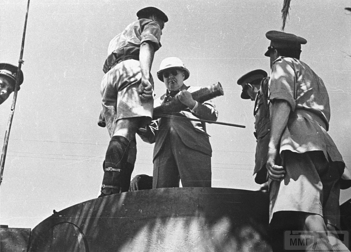 102867 - Военное фото 1939-1945 г.г. Западный фронт и Африка.