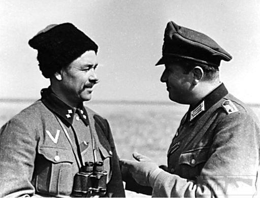 102872 - Военное фото 1941-1945 г.г. Восточный фронт.