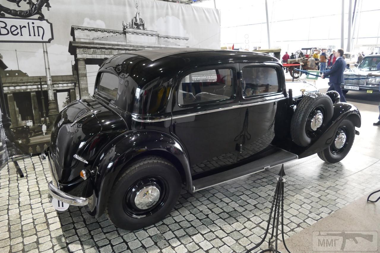 102907 - Легковые автомобили Третьего рейха
