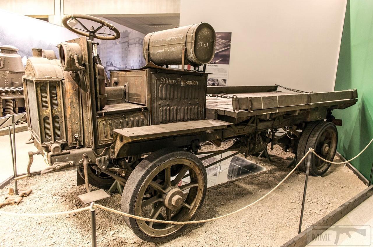 102911 - Автомобильный транспорт Первой мировой