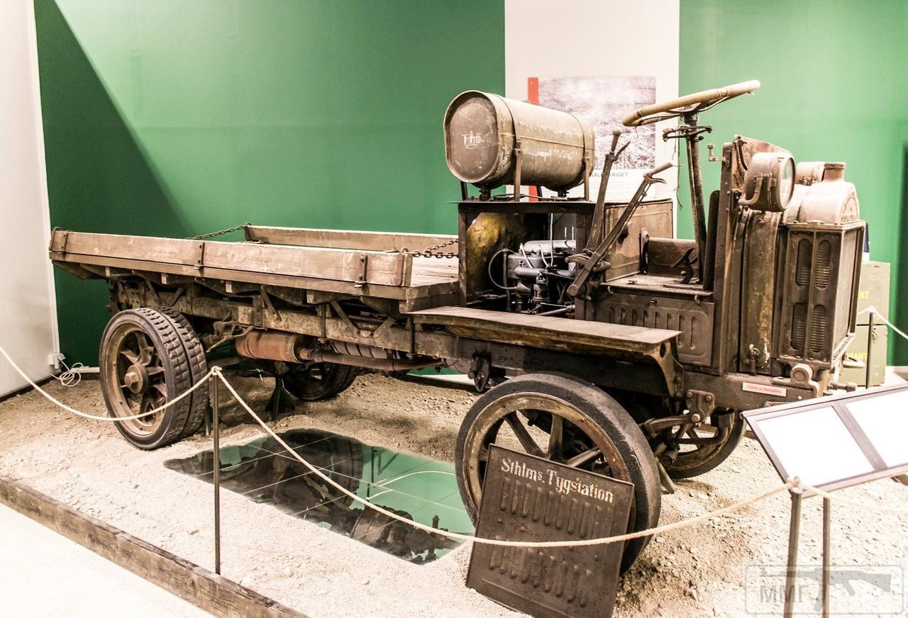 102912 - Автомобильный транспорт Первой мировой
