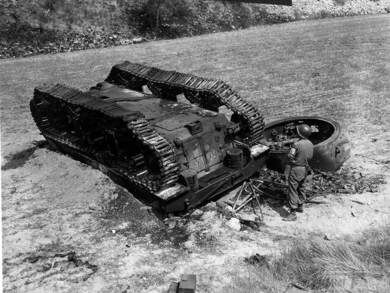 102949 - Военное фото 1939-1945 г.г. Западный фронт и Африка.