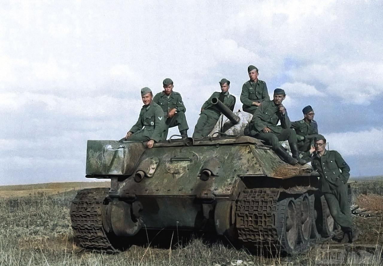 103048 - Военное фото 1941-1945 г.г. Восточный фронт.