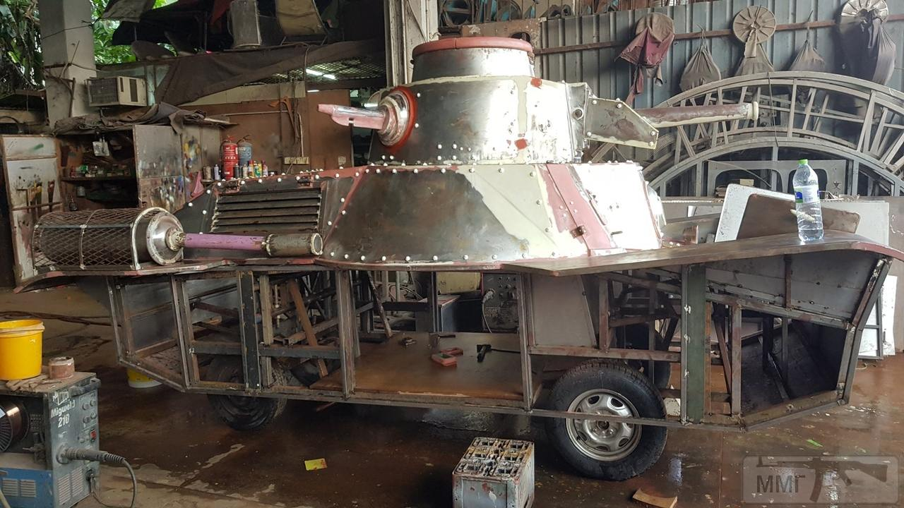 103088 - Деревянный танк