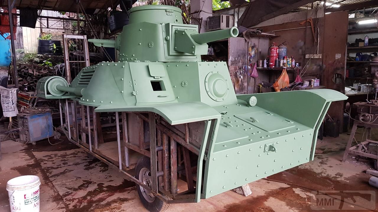 103089 - Деревянный танк
