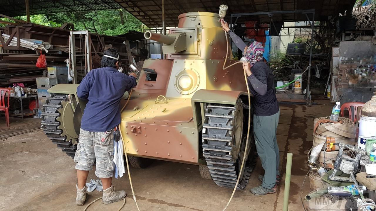 103091 - Деревянный танк