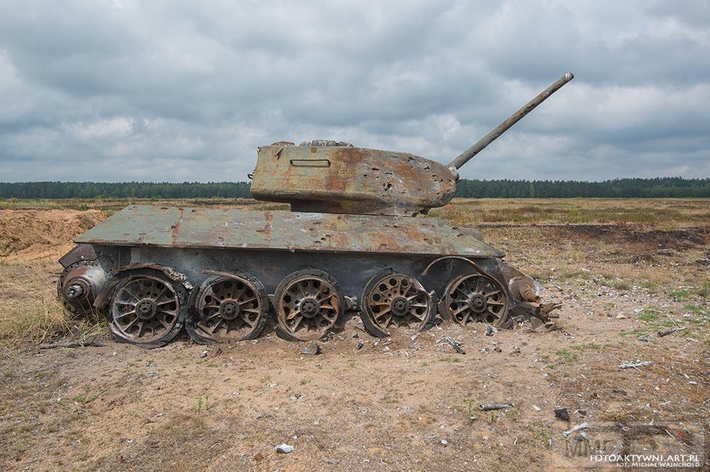 103099 - Послевоенное использование советской бронетехники WW2
