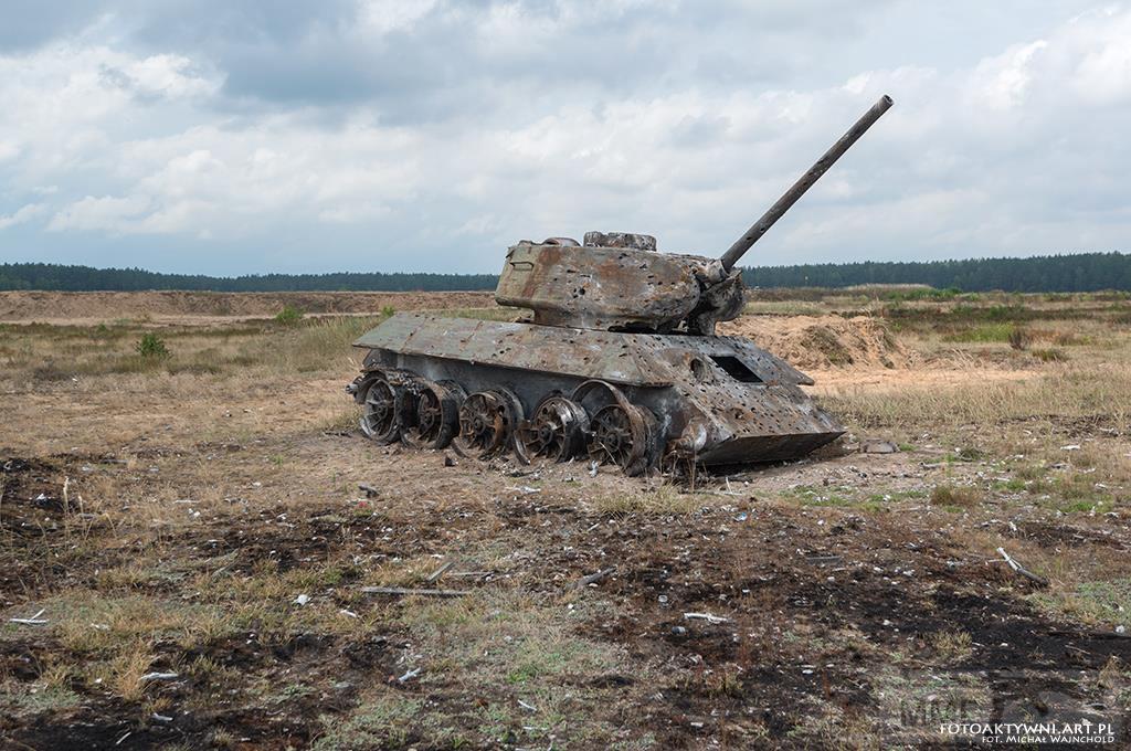 103100 - Послевоенное использование советской бронетехники WW2