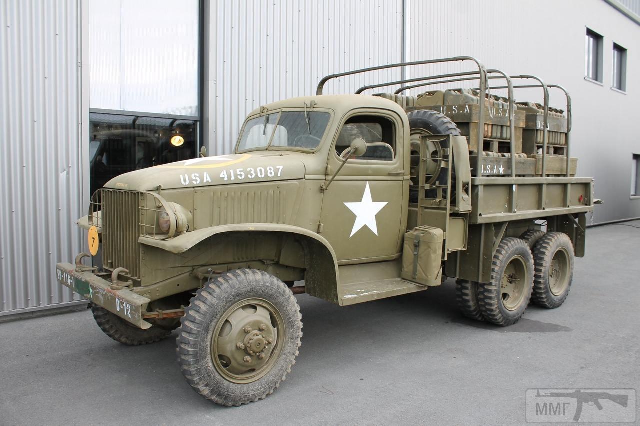 103812 - Автомобили США Второй мировой войны