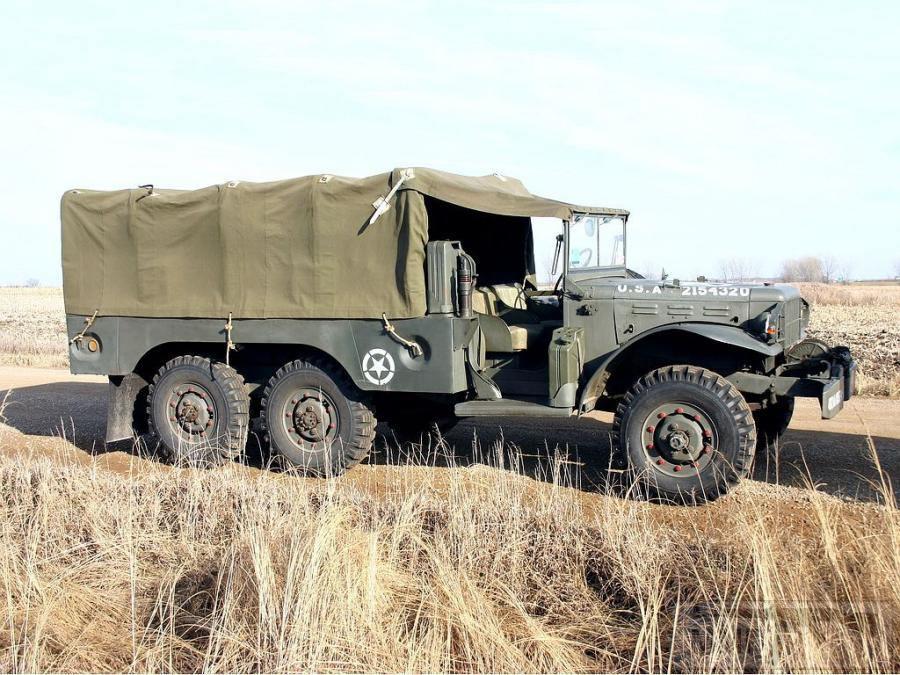 103839 - Автомобили США Второй мировой войны
