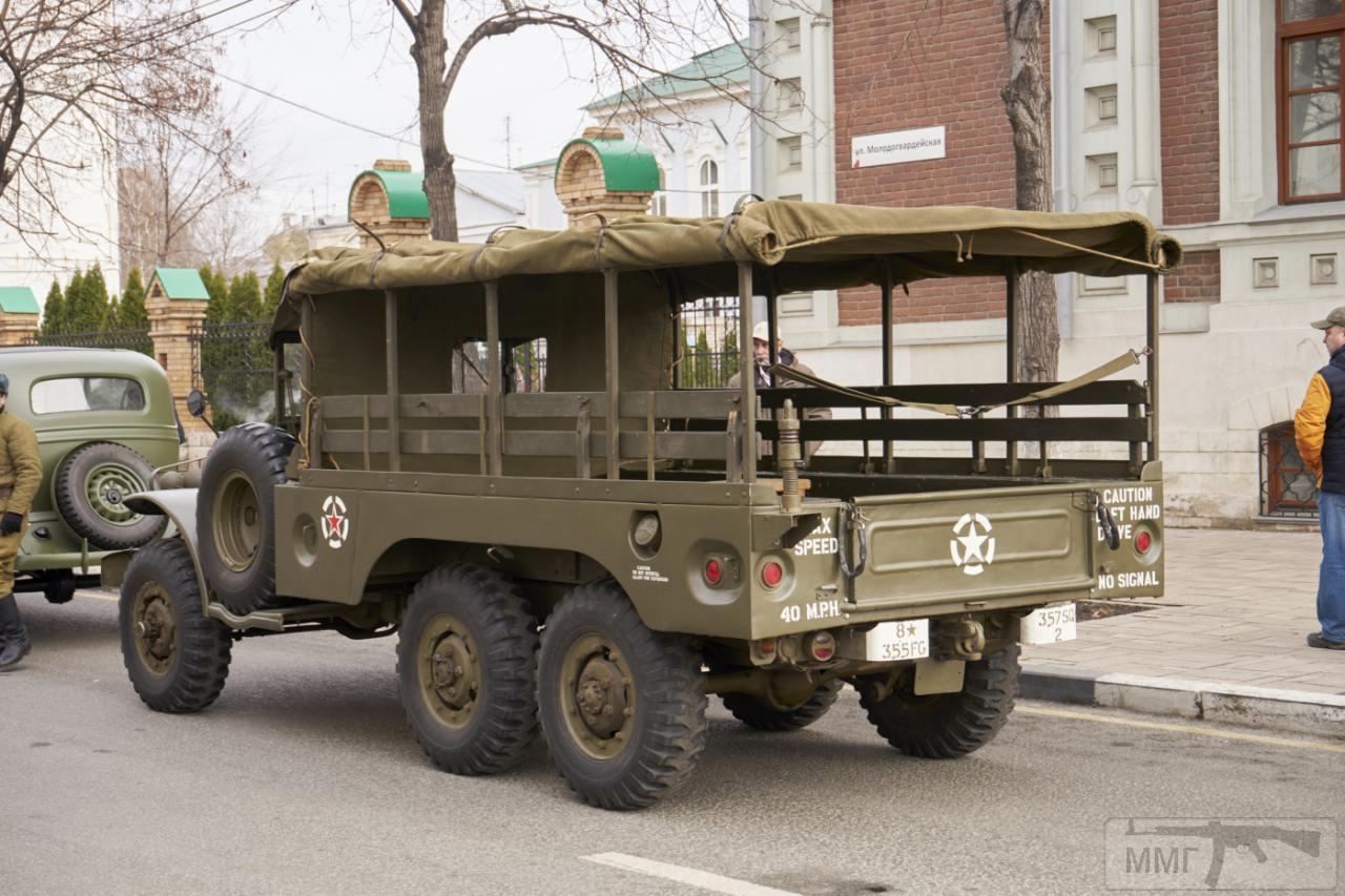 103840 - Автомобили США Второй мировой войны