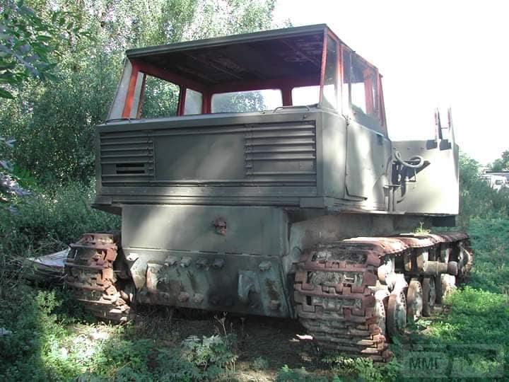 103887 - Послевоенное использование советской бронетехники WW2