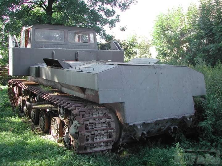 103888 - Послевоенное использование советской бронетехники WW2