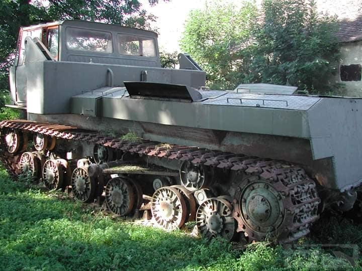 103889 - Послевоенное использование советской бронетехники WW2