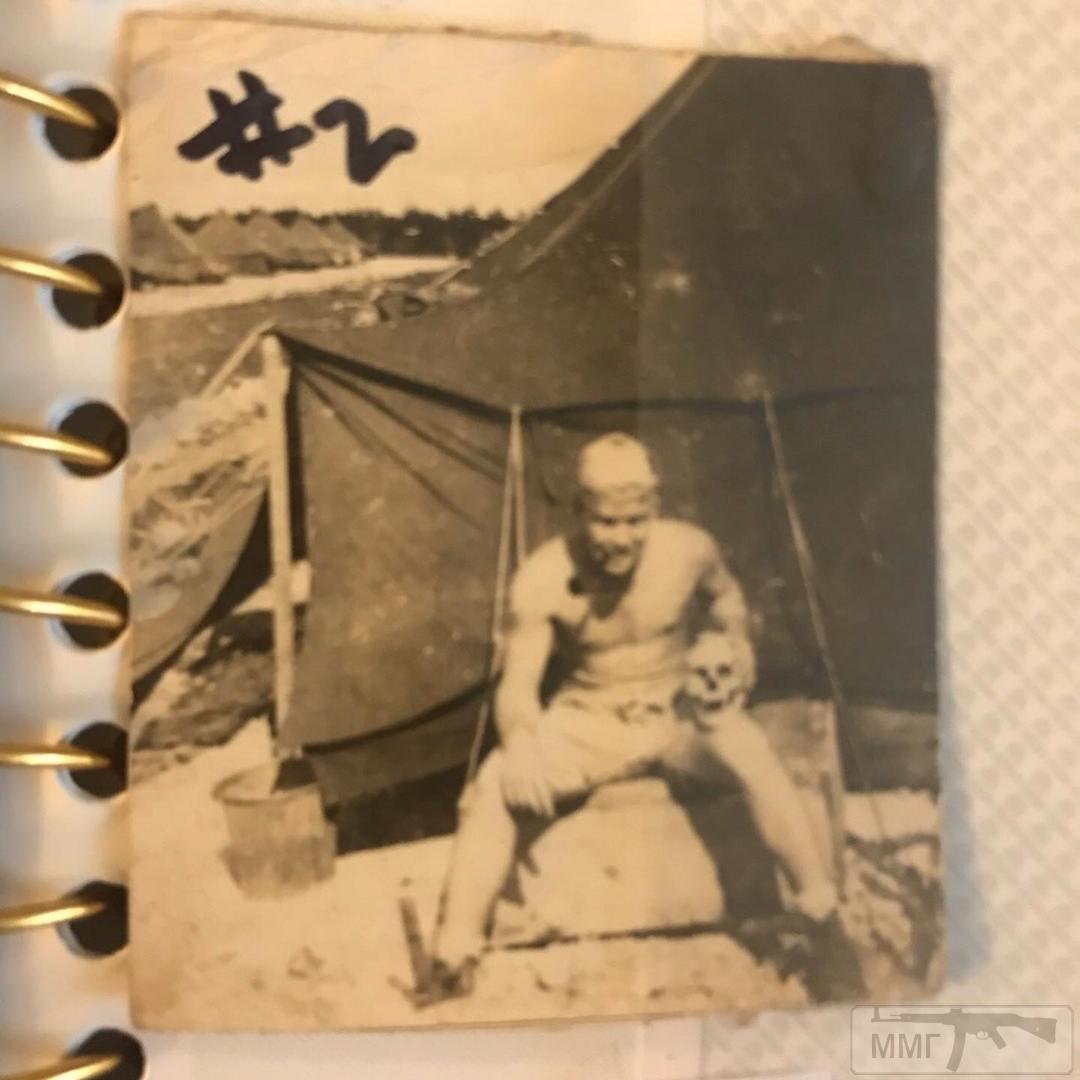 103901 - Военное фото 1941-1945 г.г. Тихий океан.