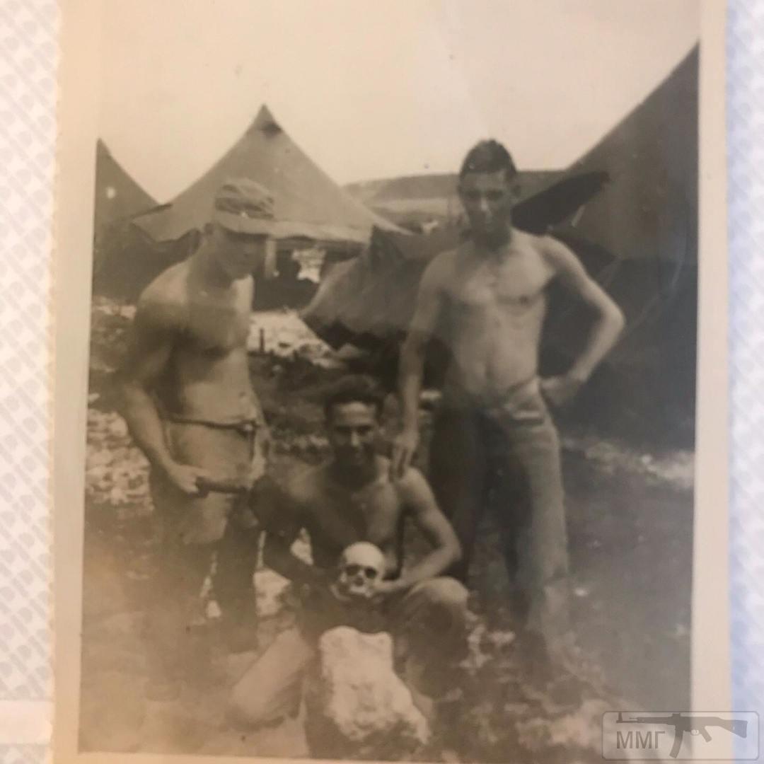 103902 - Военное фото 1941-1945 г.г. Тихий океан.