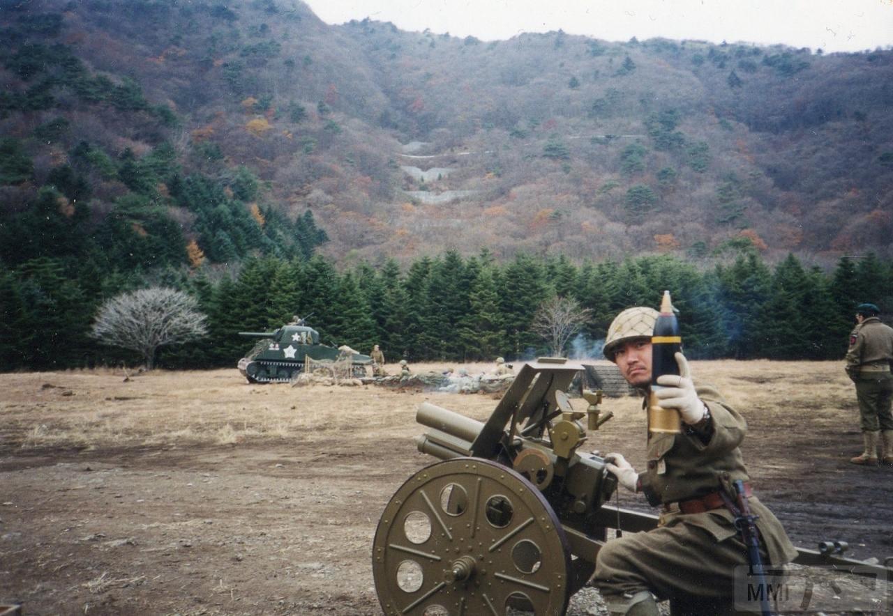103923 - Японская артиллерия второй мировой