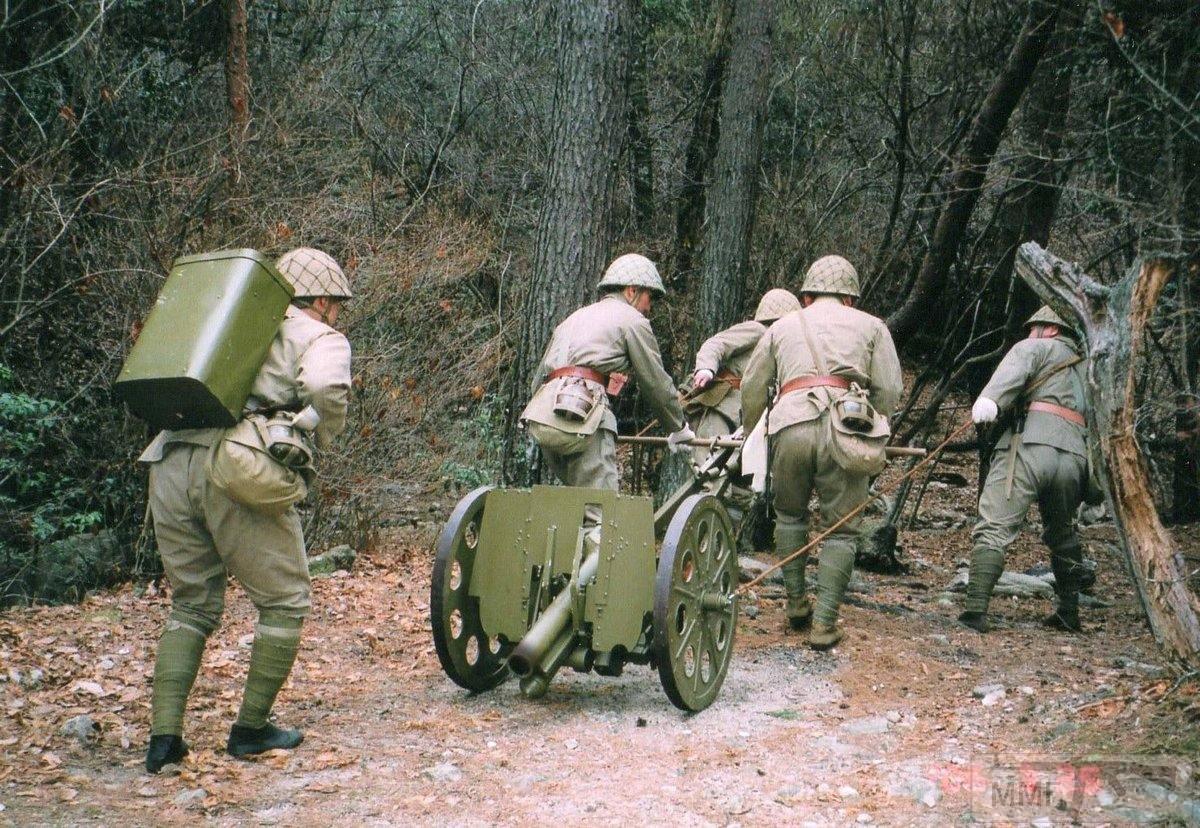 103928 - Японская артиллерия второй мировой