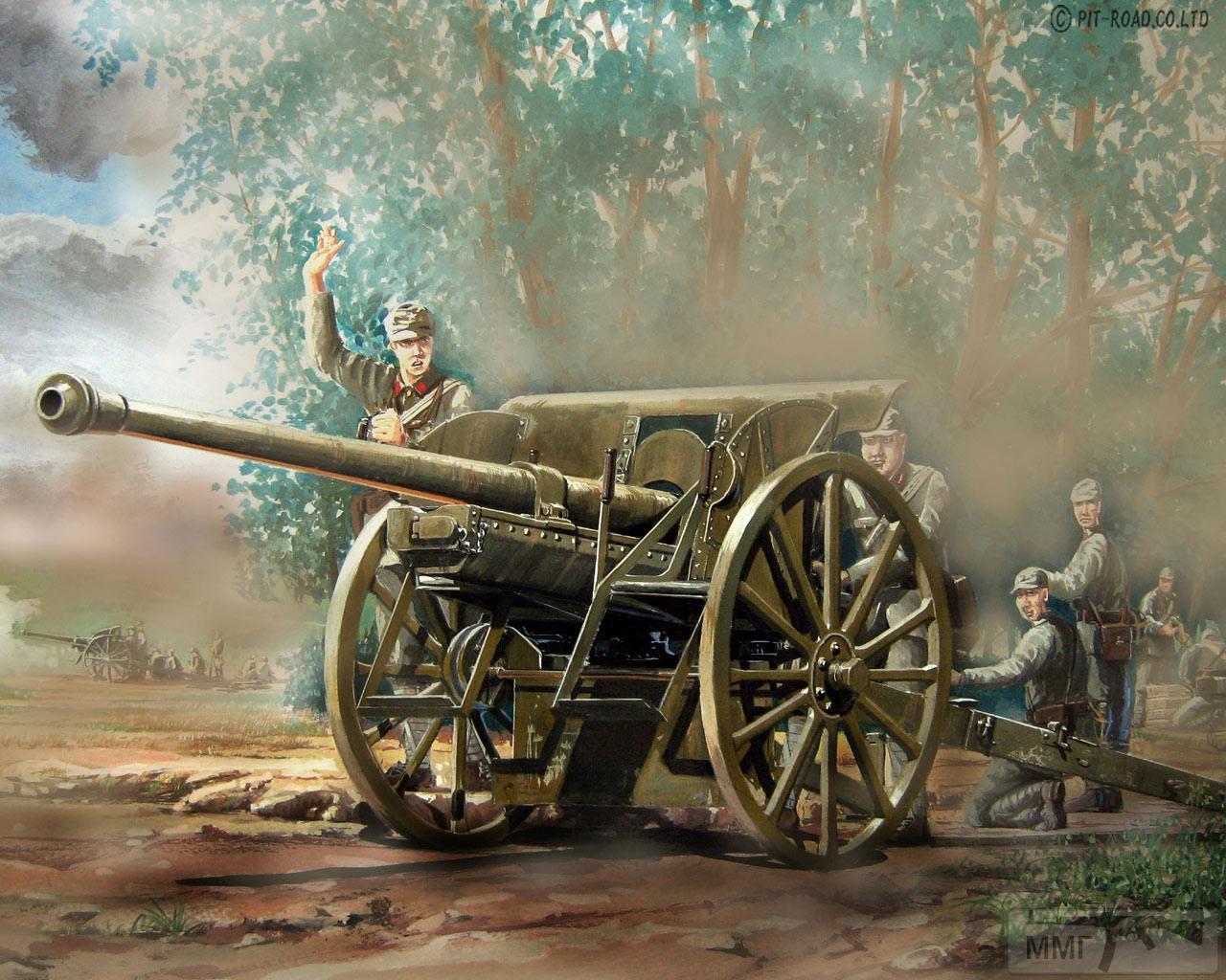 103966 - Японская артиллерия второй мировой