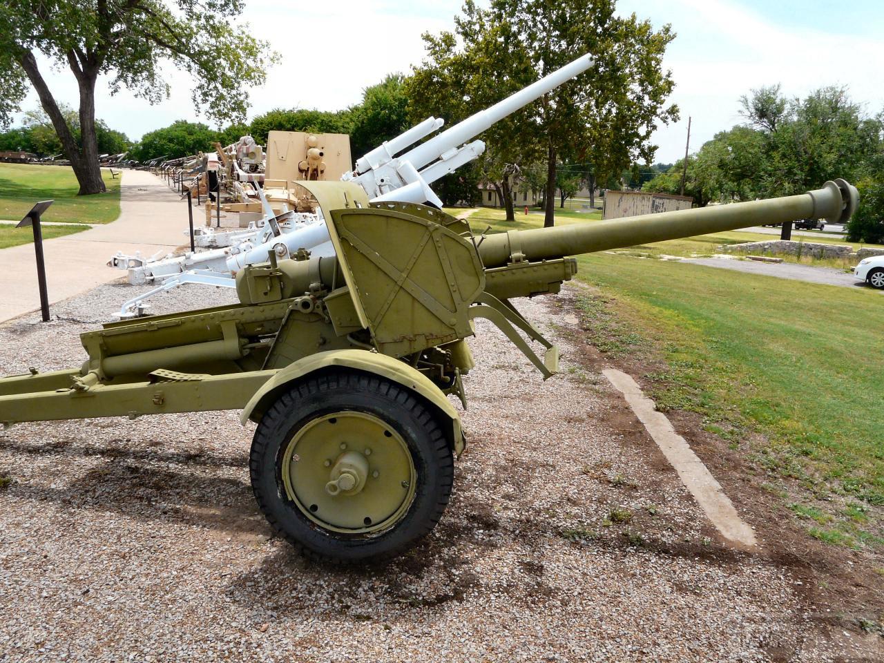 103968 - Японская артиллерия второй мировой